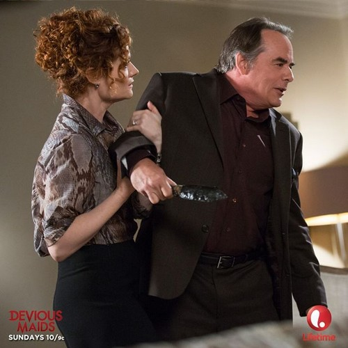 "Devious Maids Recap 7/13/14: Season 2 Finale ""Look Back in Anger"""