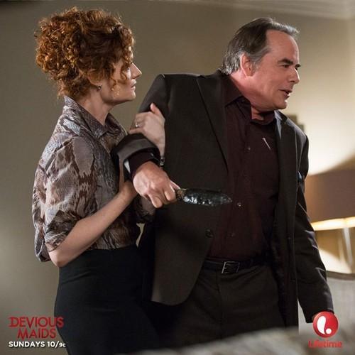 "Devious Maids Recap 7/13/14: Season 2 Finale ""Look Back in Anger"""