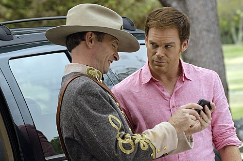 "Dexter Season 7 Episode 10 ""The Dark…Whatever"" Recap 12/2/12"