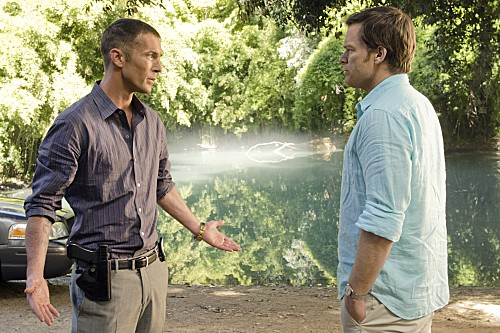 "Dexter RECAP 7/14/13: Season 8 Episode 3 ""What's Eating Dexter Morgan?"""