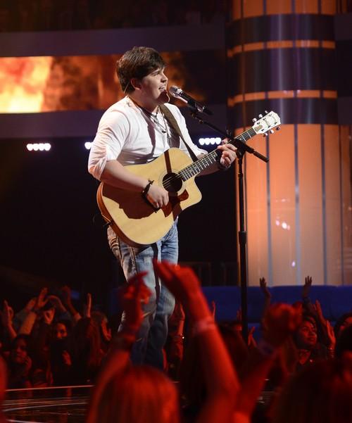 "Dexter Roberts American Idol ""Aw Naw"" Video 2/26/14 #IdolTop13"