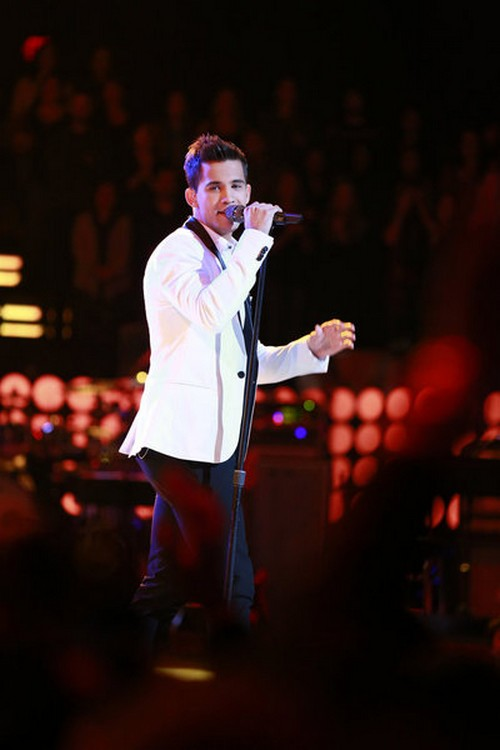Dez Duron The Voice Top 8 Video 11/26/12