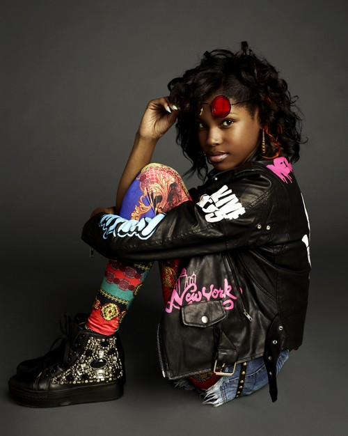 "Diamond White The X Factor ""Top 6"" Video 12/5/12"