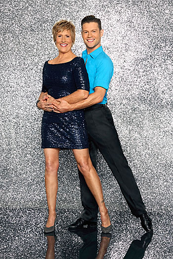 Diana Nyad Dancing With the Stars Foxtrot Video 3/17/14 #DWTS