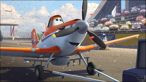 "Disney's ""Planes"" Movie Review - CDL Exclusive"