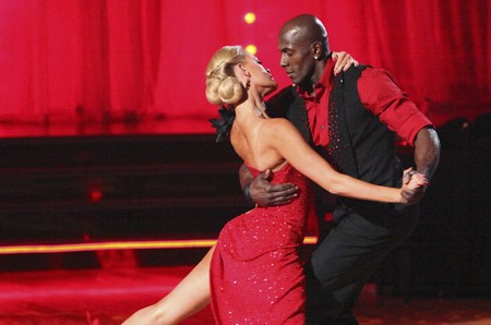 Donald Driver Dancing With The Stars Viennese Waltz Performance Video 4/30/12