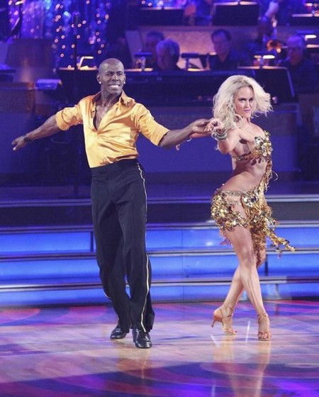 Donald Driver Dancing With The Stars Tango Performance Video 5/7/12