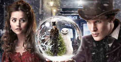 """Doctor Who Christmas Special """"The Snowmen"""" Recap 12/25/12"""