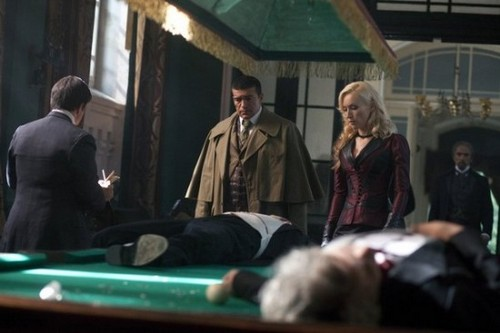 "Dracula RECAP 1/3/14: Season 1 Episode 7 ""Servant To Two Masters"""