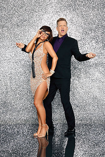 Drew Carey Dancing With the Stars Foxtrot Video 3/17/14  #DWTS
