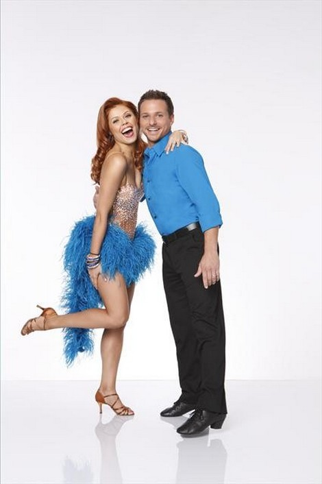 Drew Lachey Dancing With The Stars All-Stars Fox Trot Performance Video 9/24/12