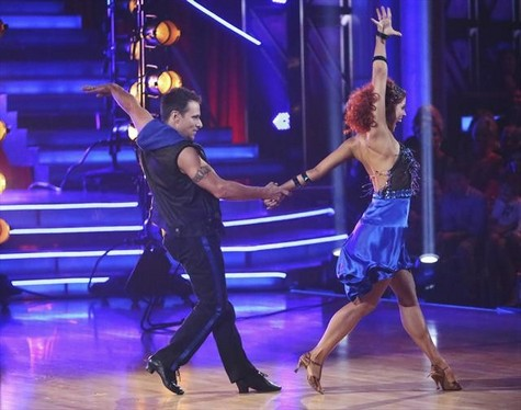 Drew Lachey Eliminated From Dancing With The Stars All-Stars 10/2/12 (Video)
