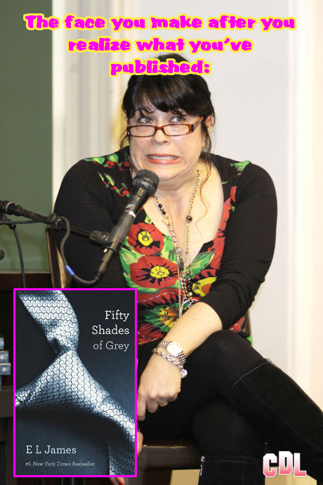 E.L. James' Fifty Shades of Grey Turned Into A Musical -- Spank: The Fifty Shades Parody!