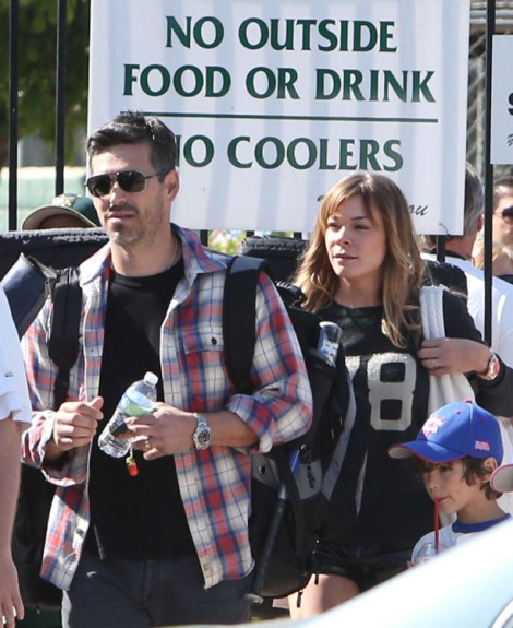 LeAnn Rimes, Eddie Cibrian Pitching Reality Show - Will Brandi Glanville Turn Up? 0329