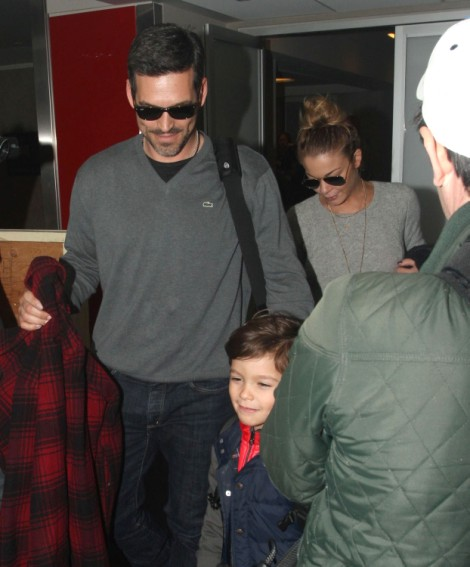 Eddie Cibrian Using LeAnn Rimes, Spending All Of Her Money! 0103