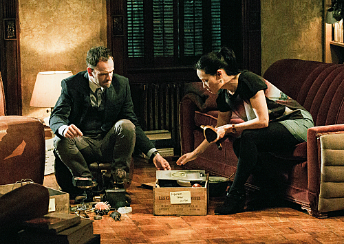 "Elementary RECAP 12/5/13: Season 2 Episode 10 ""Tremors"""