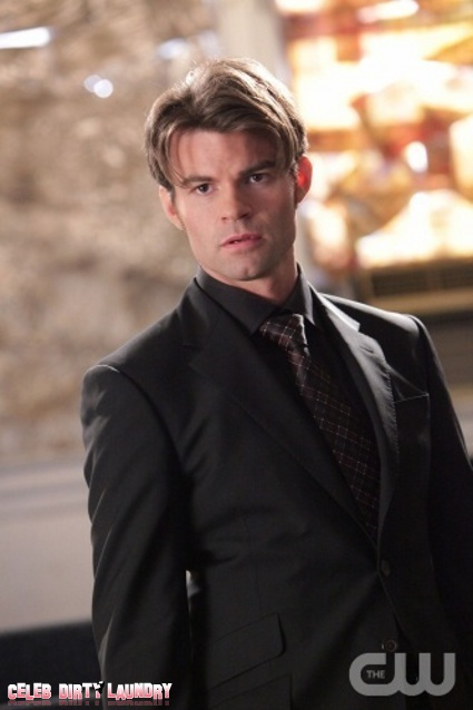 'Vampire Diaries' Star Daniel Gillies Reveals His Next Project, As Well As His Fave Vampire Scene (Video)