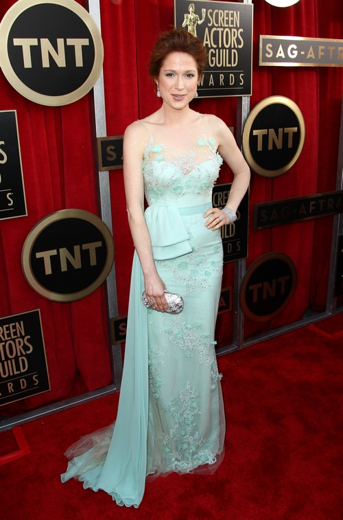 Ellie_Kemper_SAG_Awards_Red_Carpet