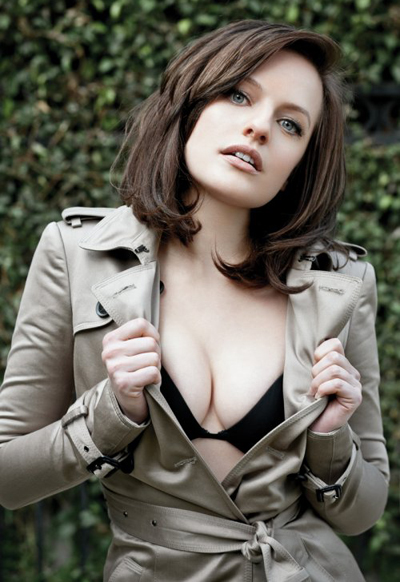 Mad Men Actress Elisabeth Moss Disses Her Ex, Fred Armisen
