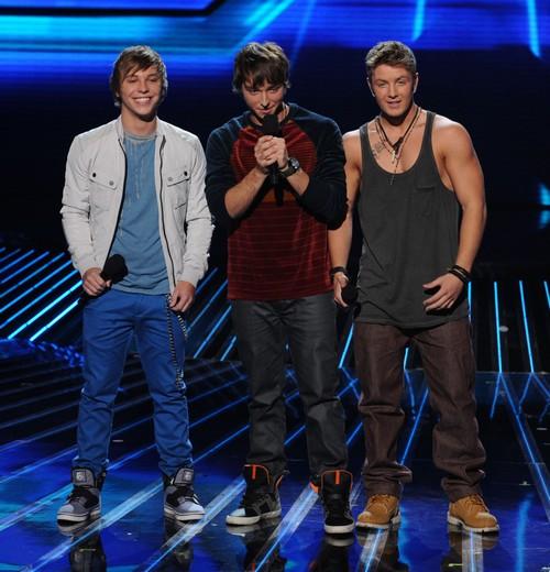 "Emblem3 The X Factor ""Secrets"" Video 11/21/12"