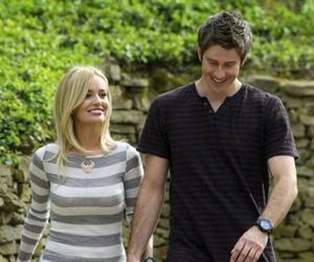emily maynard and arie Luyendyk Jr