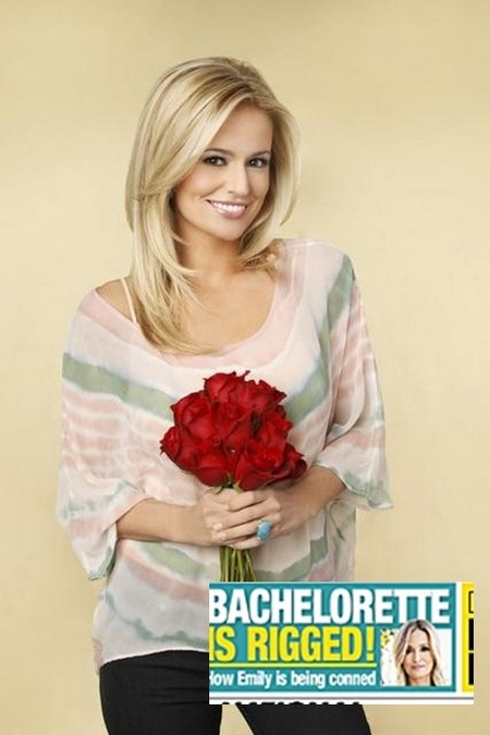 Report: The Bachelorette Emily Maynard Being Conned By Producers