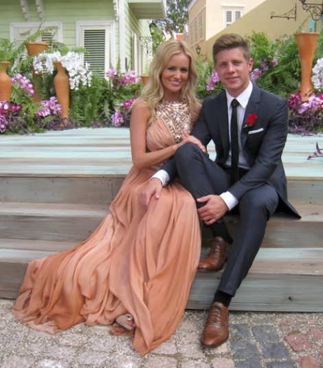 Emily Maynard And Jef Holm Wedding Date Set For Next Spring! 0912