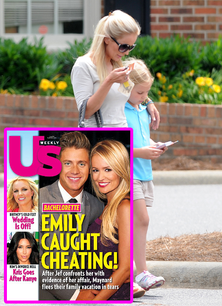 Jef Holm on Emily Maynard Cheating Scandal: Story is False, My Brother is a Big Fat Liar!