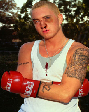 Eminem To Play Boxer In New Movie Southpaw