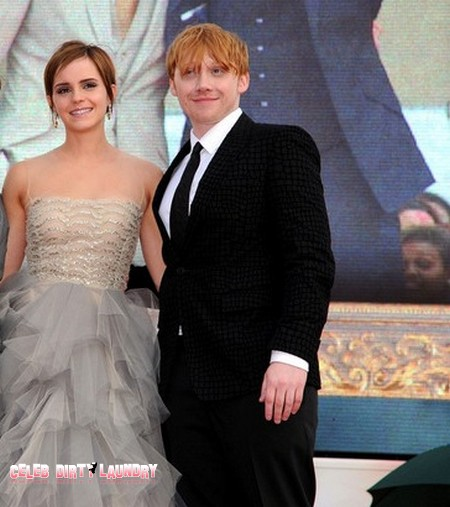 Harry Potter's Emma Watson And Rupert Grint Top Earning On-Screen Couple
