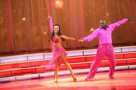 Emmitt Smith Dancing With the Stars All-Stars Viennese Waltz  Performance Video 11/12/12