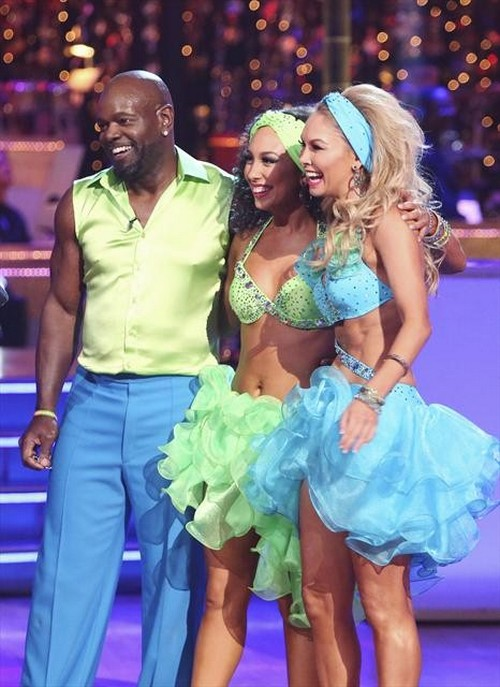 Emmitt SmithDancing With the Stars All-Stars Tango Performance Video 11/19/12