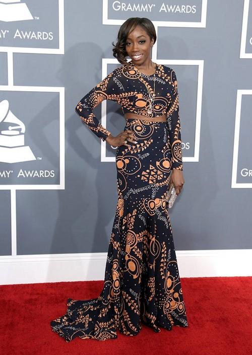 Estelle-2013-Grammy-Awards-Red-Carpet-Arrival
