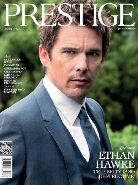 Ethan Hawke Talks Avoiding Fame, His Parenting Style and His Next Movie To Prestige Hong Kong