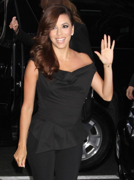 Eva Longoria Shacking Up With Reality Stars Ernesto Arguello And Tim Lopez - Is She Dating Both? 0423