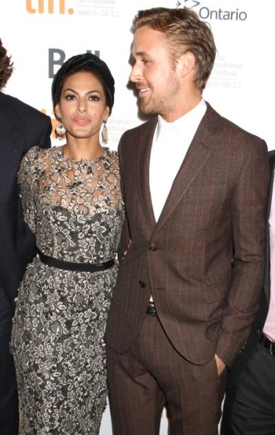 Eva Mendes Nervous Ryan Gosling Wants To Get Back Together With Rachel McAdams! 0322