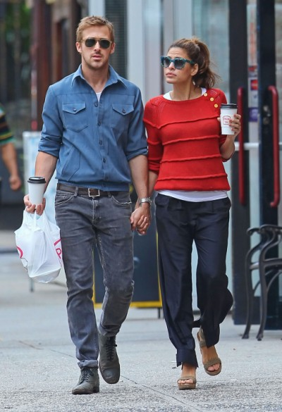 Report: Eva Mendes To Propose To Ryan Gosling? 0824