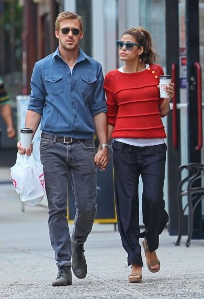 Report: Eva Mendes To Propose To Ryan Gosling? 0824