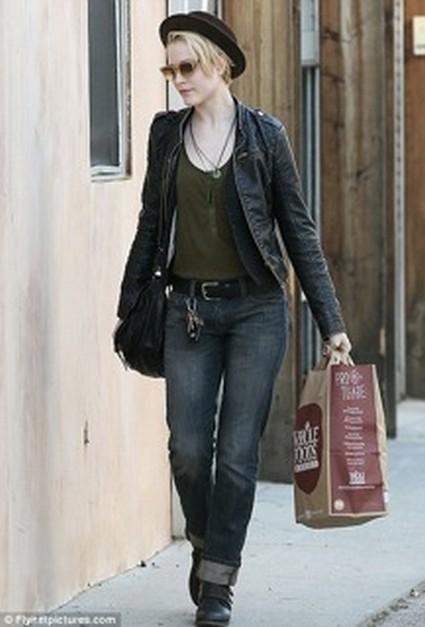 Evan Rachel Wood Denies Lesbian Open Marriage Story