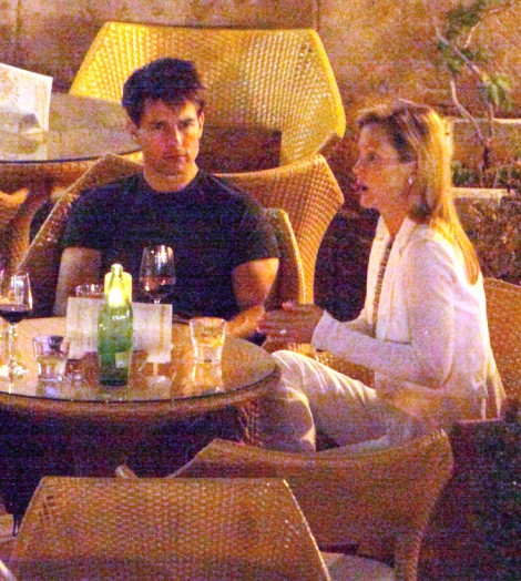 Tom Cruise's Wife-Auditioning Process Revealed! (Photos) 0902