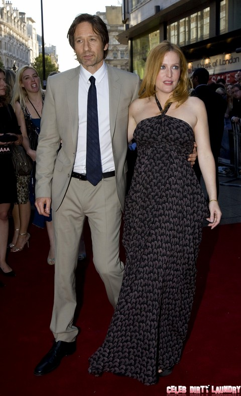 'X-Files: I Want to Believe' London Premiere (USA AND OZ ONLY)