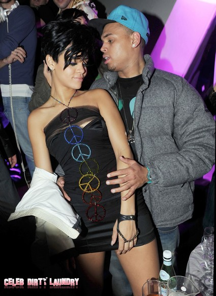 Rihanna Releases Sexually Explicit Duet With Chris Brown