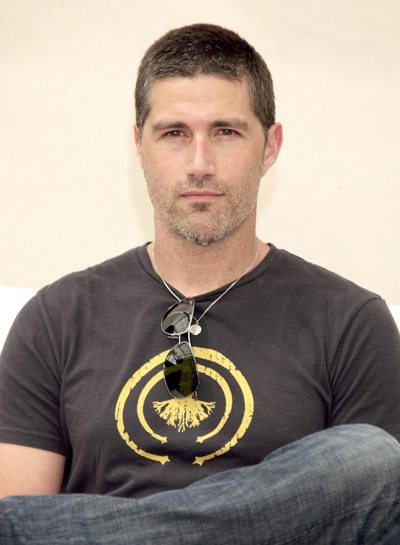 Matthew Fox Is Arrested For Drunk Driving