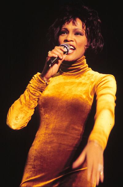 Whitney Houston's Death Looks Like A Hitman's Revenge