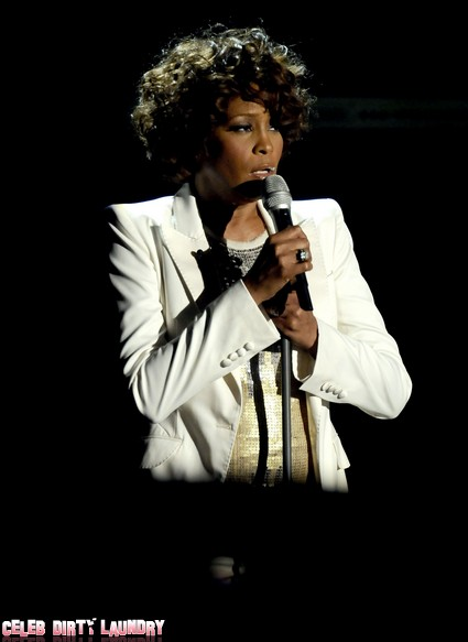 Whitney Houston's Parasitic Family