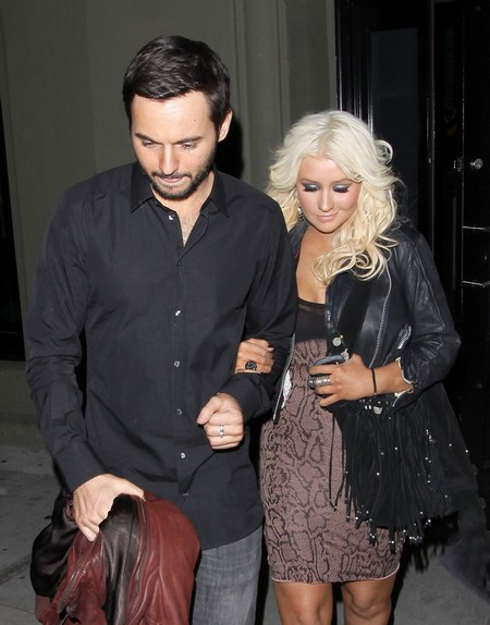 Matt Rutler To Propose To Christina Aguilera When He Can Afford The Ring