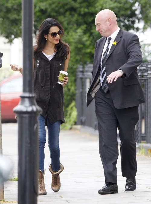 George clooney orce amal alamuddin too skinny marriage taking