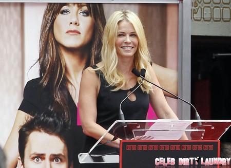 Jennifer Aniston's Wedding Details On Chelsea Handler's 'Chelsea Lately'