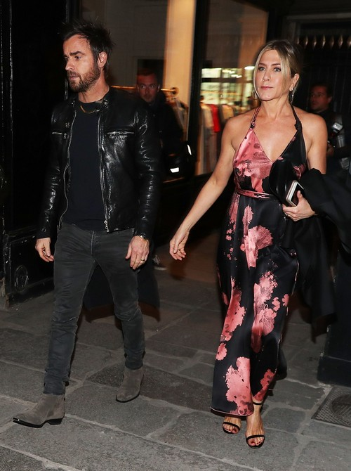Justin Theroux and Jennifer Aniston's Legal Woes: Not Friends With Neighbor