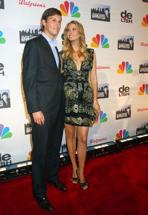 Ivanka Trump and Husband Jared Kushner Welcome A New Son